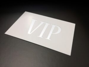 VIP会員制度、ポイント制度がある